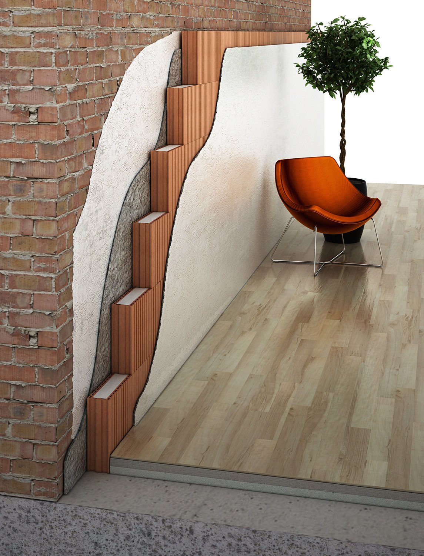 nachtr gliche w rmed mmung mit ziegeln mauerwerk news produkte baunetz wissen. Black Bedroom Furniture Sets. Home Design Ideas