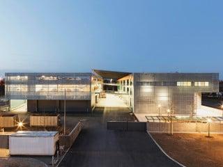 Das Technische Betriebszentrum (TBZ) bündelte sämtliche Einrichtungen der Verkehrsüberwachung und -sicherung der Stadt München