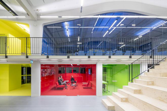 MVRDV House in Rotterdam | Boden | Büro/Verwaltung | Baunetz_Wissen