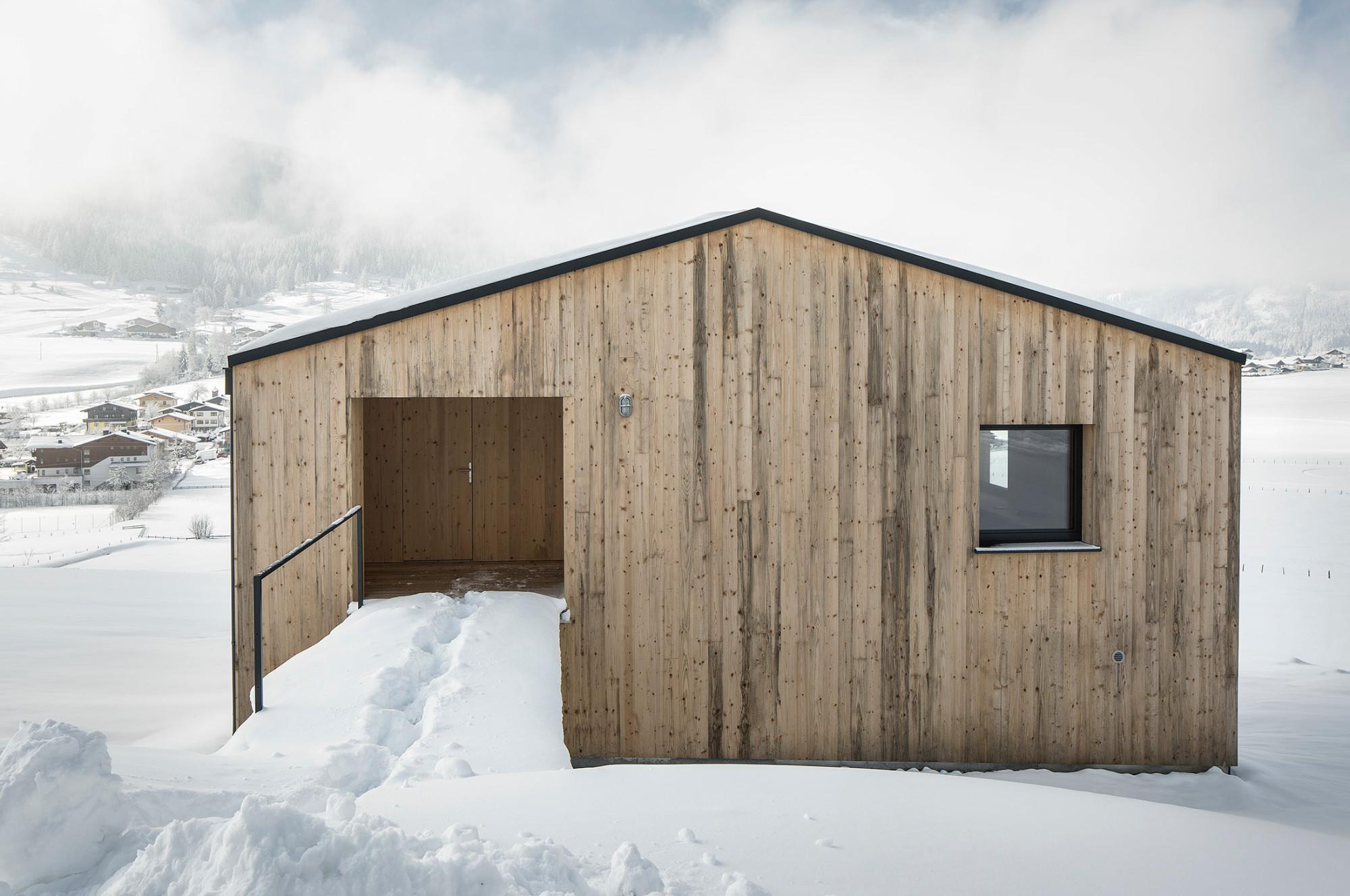 Wohnhaus in Embach | Nachhaltig Bauen | Wohnen | Baunetz_Wissen
