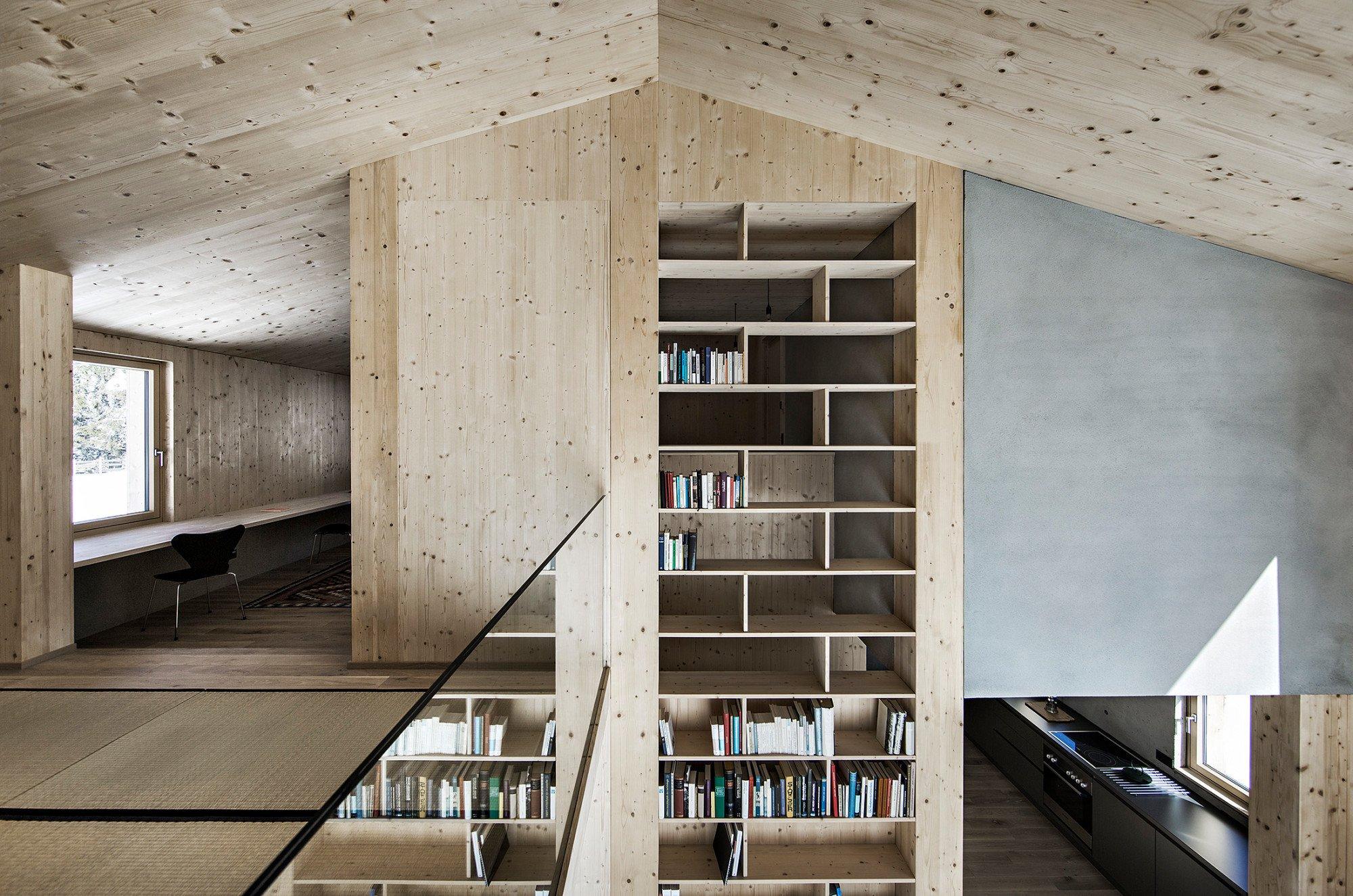 wohnhaus in embach nachhaltig bauen wohnen baunetz wissen. Black Bedroom Furniture Sets. Home Design Ideas