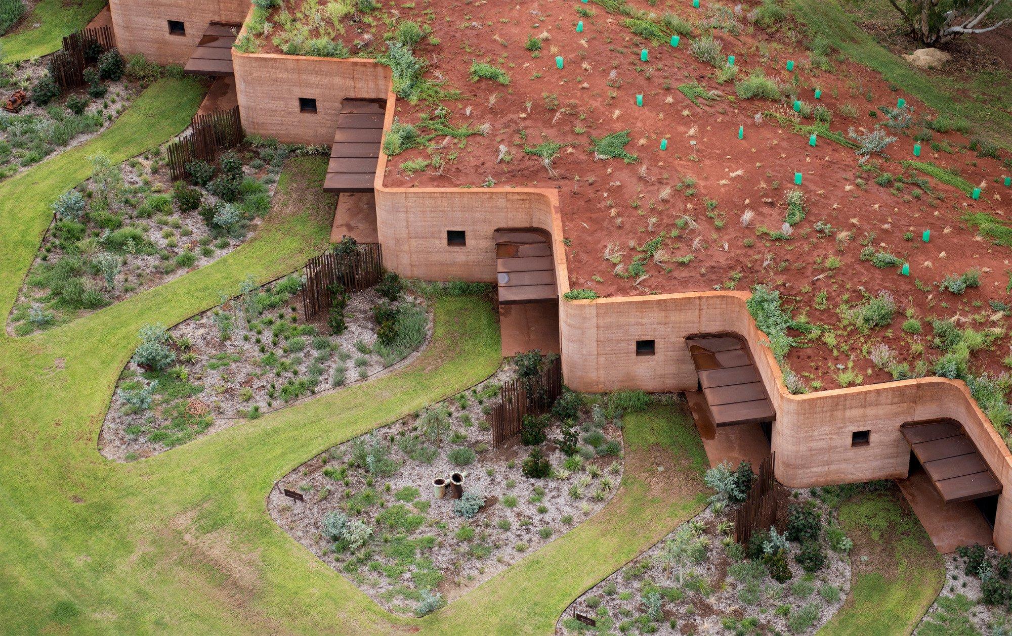 Apartments The Great Wall in Western Australia | Flachdach | Wohnen ...