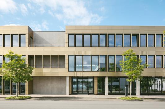 Firmenzentrale von Microsonic in Dortmund