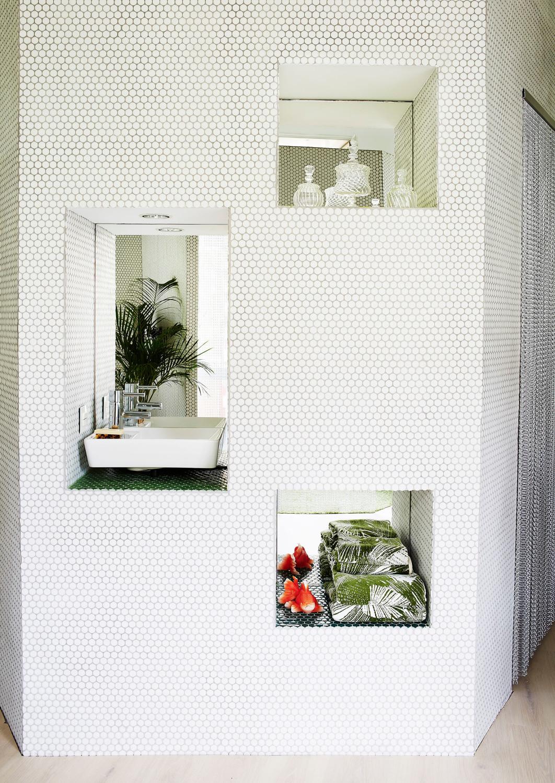 perimeter apartment in madrid | fliesen und platten | wohnen, Innenarchitektur ideen