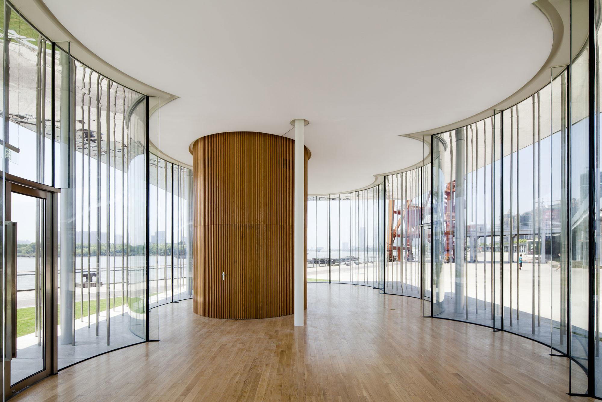 Cloud Pavilion in Schanghai | Glas | Kultur | Baunetz_Wissen