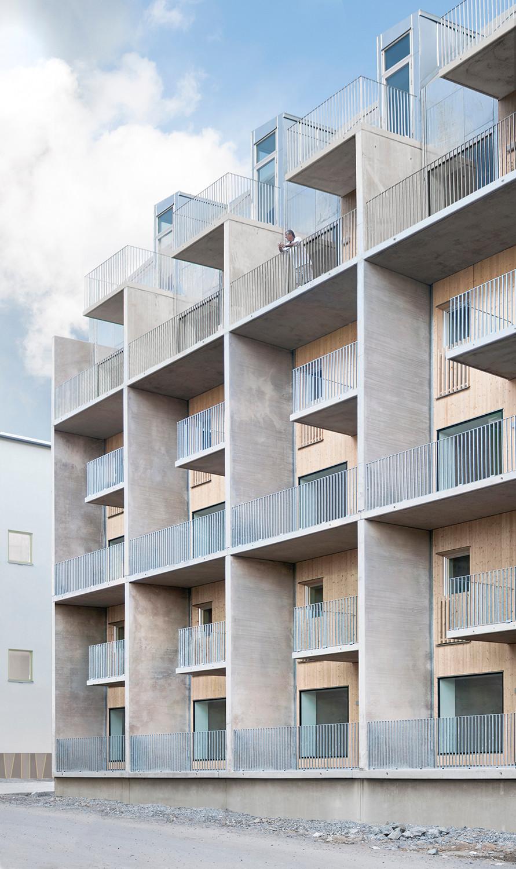 Wohnen In Stockholm wohnhäuser tappen in stockholm fassade wohnen baunetz wissen