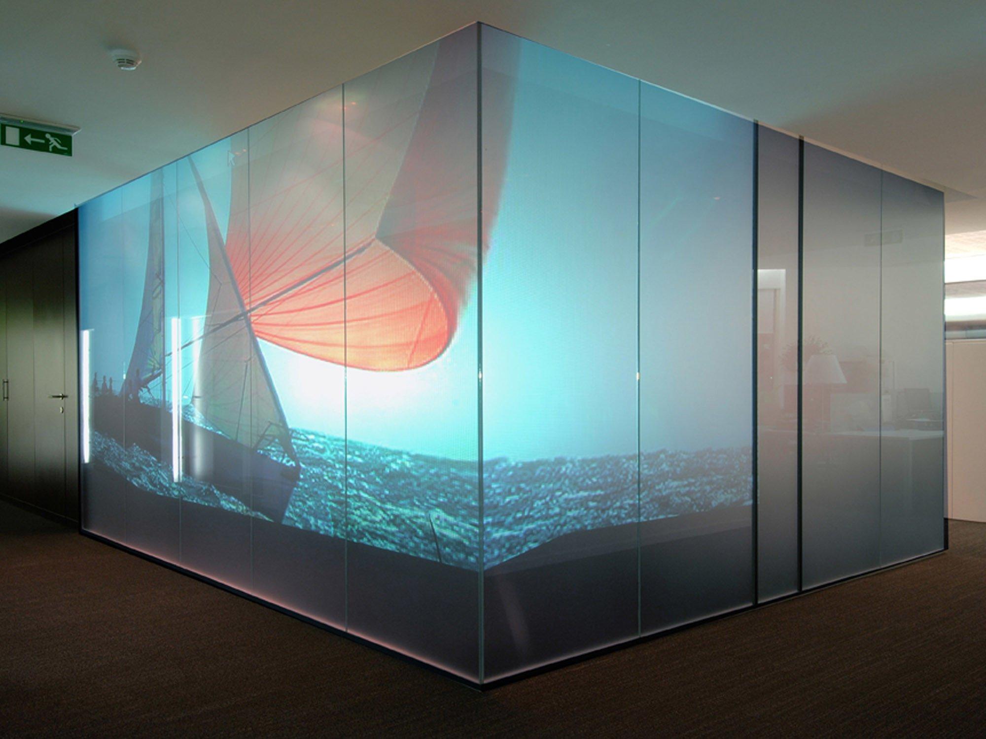 schaltbares verbundglas glas news produkte baunetz wissen. Black Bedroom Furniture Sets. Home Design Ideas