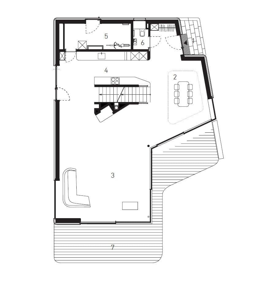 Wohnh user holistic living in berlin gesund bauen - Grundriss wohnzimmer ...