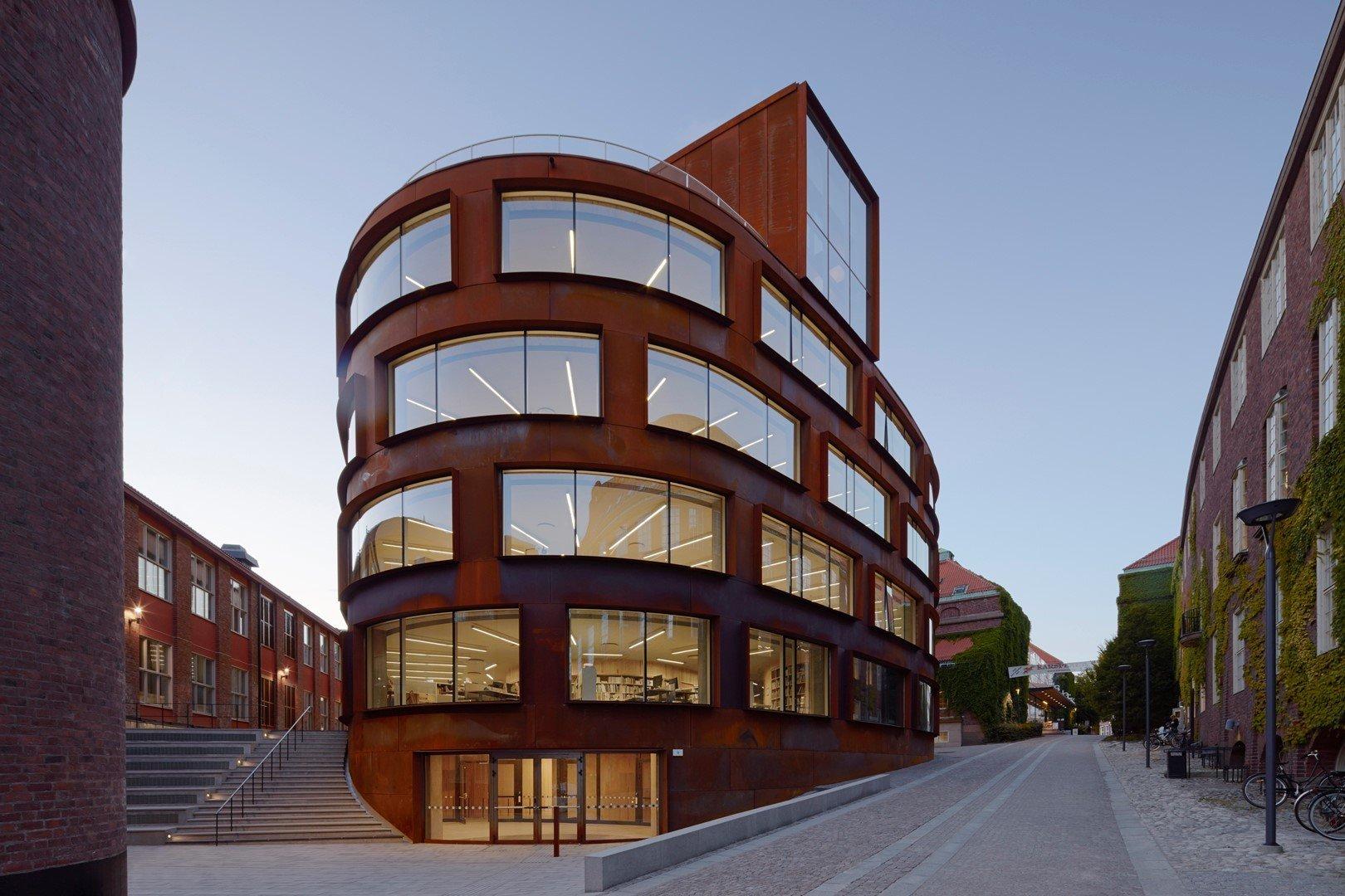 Architekturfakultät der kth stockholm gebäudetechnik kultur