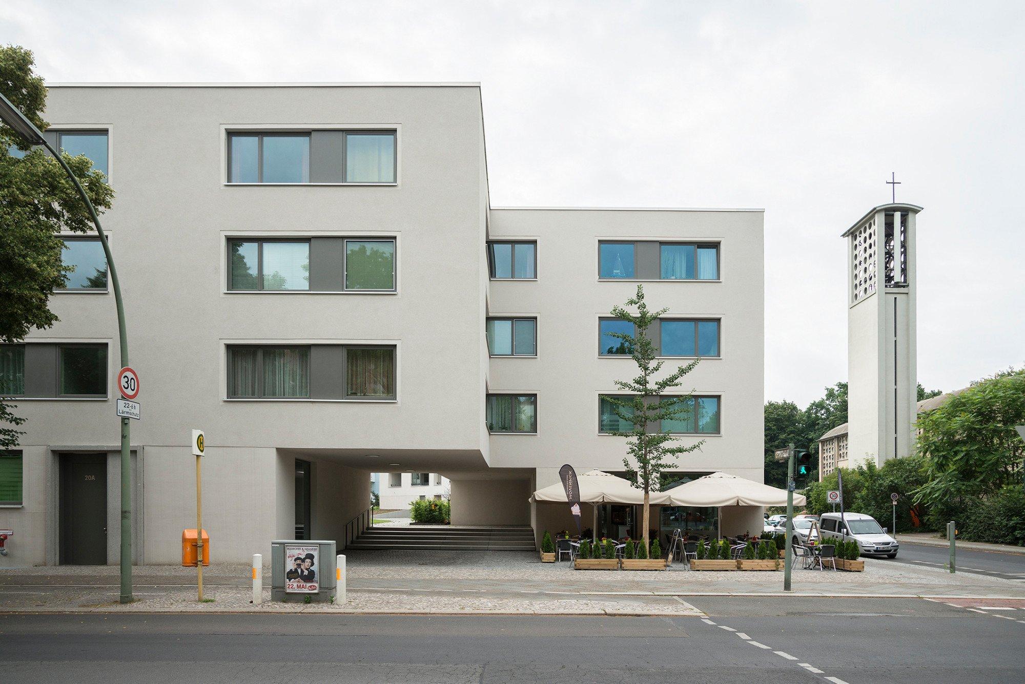 wohnanlage schwyzer stra e in berlin gesund bauen. Black Bedroom Furniture Sets. Home Design Ideas