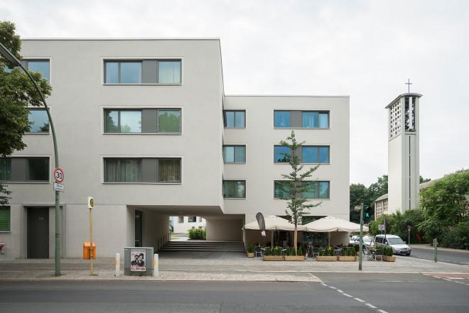 Wohnanlage Schwyzer Straße In Berlin Gesund Bauen Wohnen