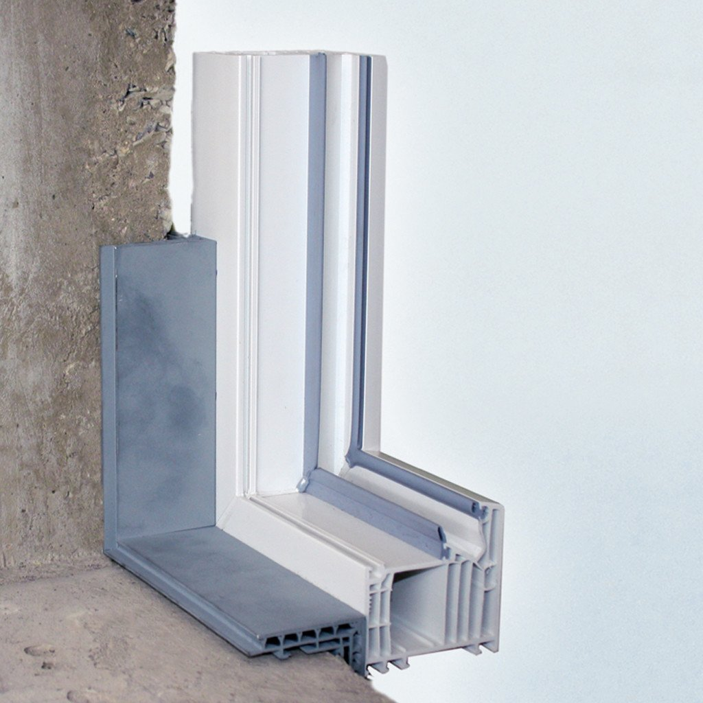 Montagezarge für Fenster- und Türrahmen | Bauphysik | News/Produkte ...