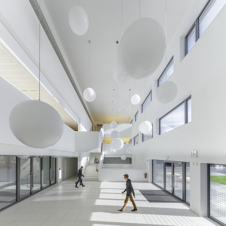 3 schule grundschule der stadt leipzig flachdach bildung baunetz wissen. Black Bedroom Furniture Sets. Home Design Ideas
