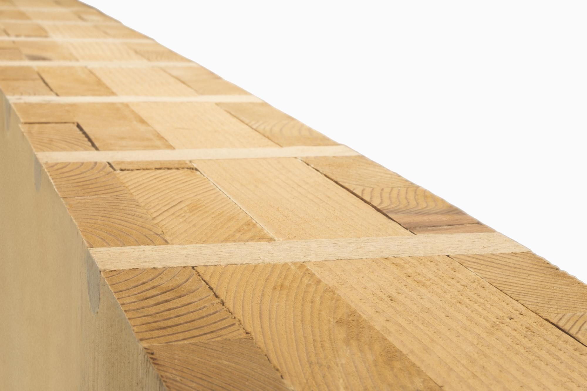Massivholzsystem ohne Leim und Holzschutzmittel | Gesund Bauen ...