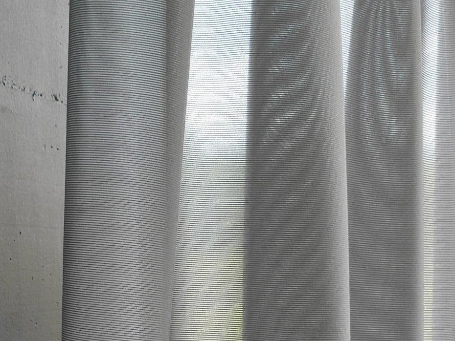 Schallabsorbierender Akustikstoff schallabsorbierende transparente textilien akustik