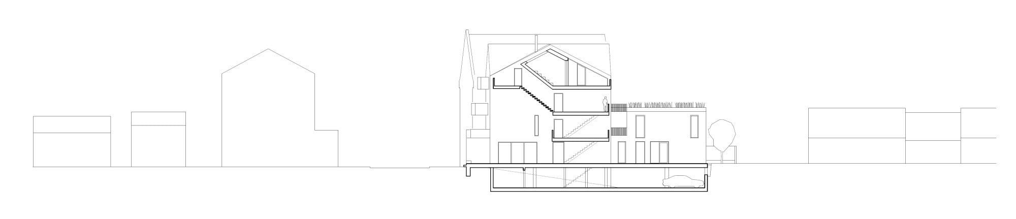 Haus Duett in Warnemünde | Heizung | Wohnen | Baunetz_Wissen
