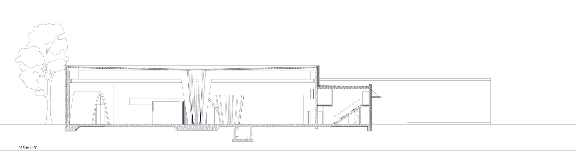 Supermarkt in oldenburg mauerwerk gewerbe industrie - Neun grad architektur ...