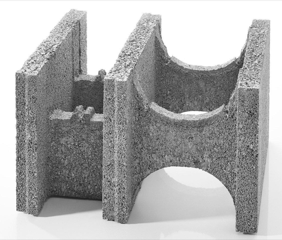 schalungssteine aus leichtbeton f r den hochbau mauerwerk news produkte baunetz wissen. Black Bedroom Furniture Sets. Home Design Ideas