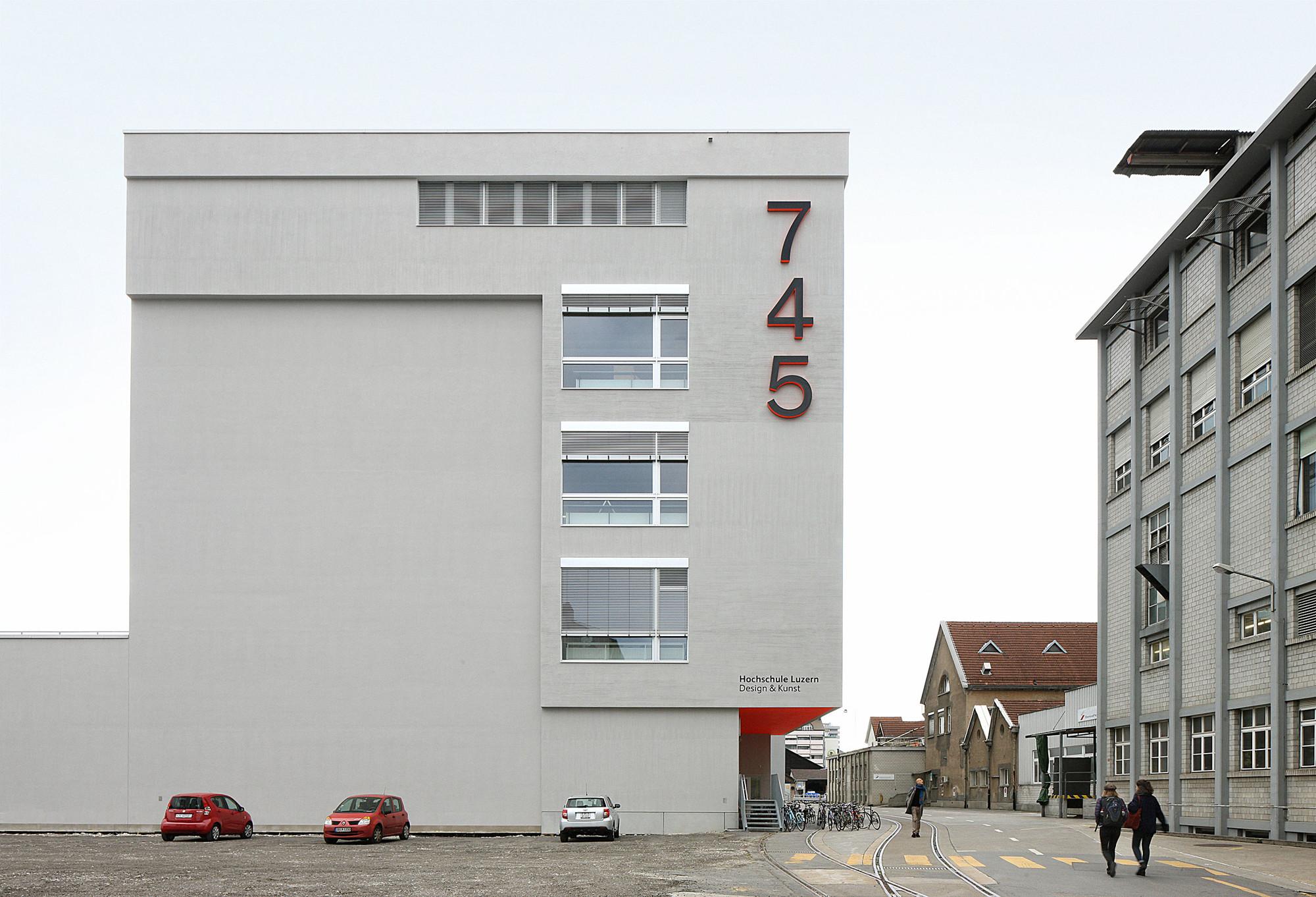 Hochschule luzern design kunst in emmen d mmstoffe for Dujardin 007