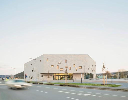 Stadthalle in Lohr am Main