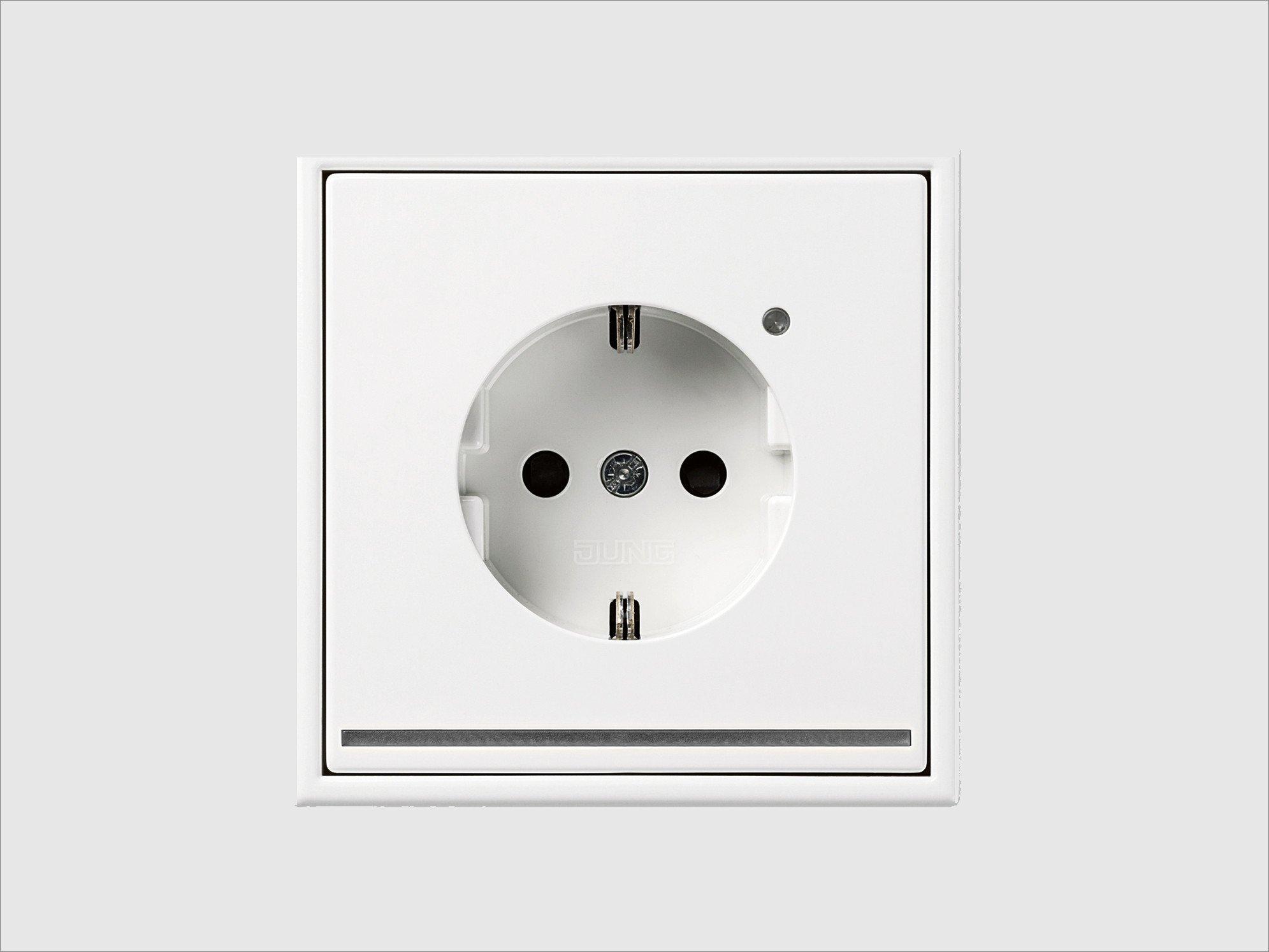Schalter und Steckdosen mit LED-Beleuchtung | Elektro | News ...