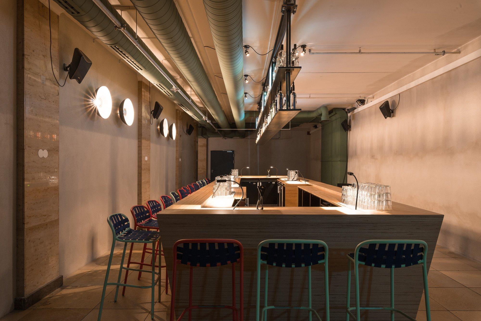 Blitz Club in München | Akustik | Sonderbauten | Baunetz_Wissen