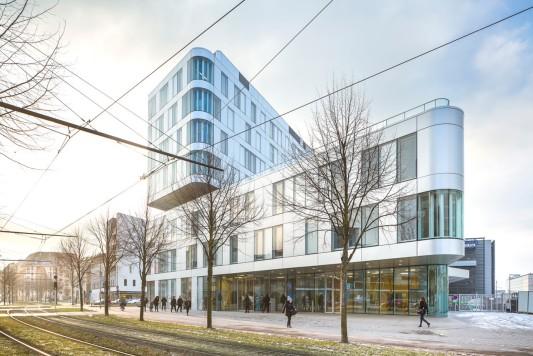 Nationales Institut für Territorialstudien in Straßburg