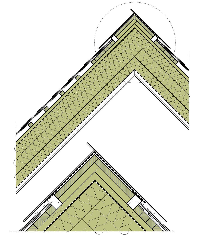 schieferdetails f r dach und fassade schiefer planungshilfen baunetz wissen. Black Bedroom Furniture Sets. Home Design Ideas
