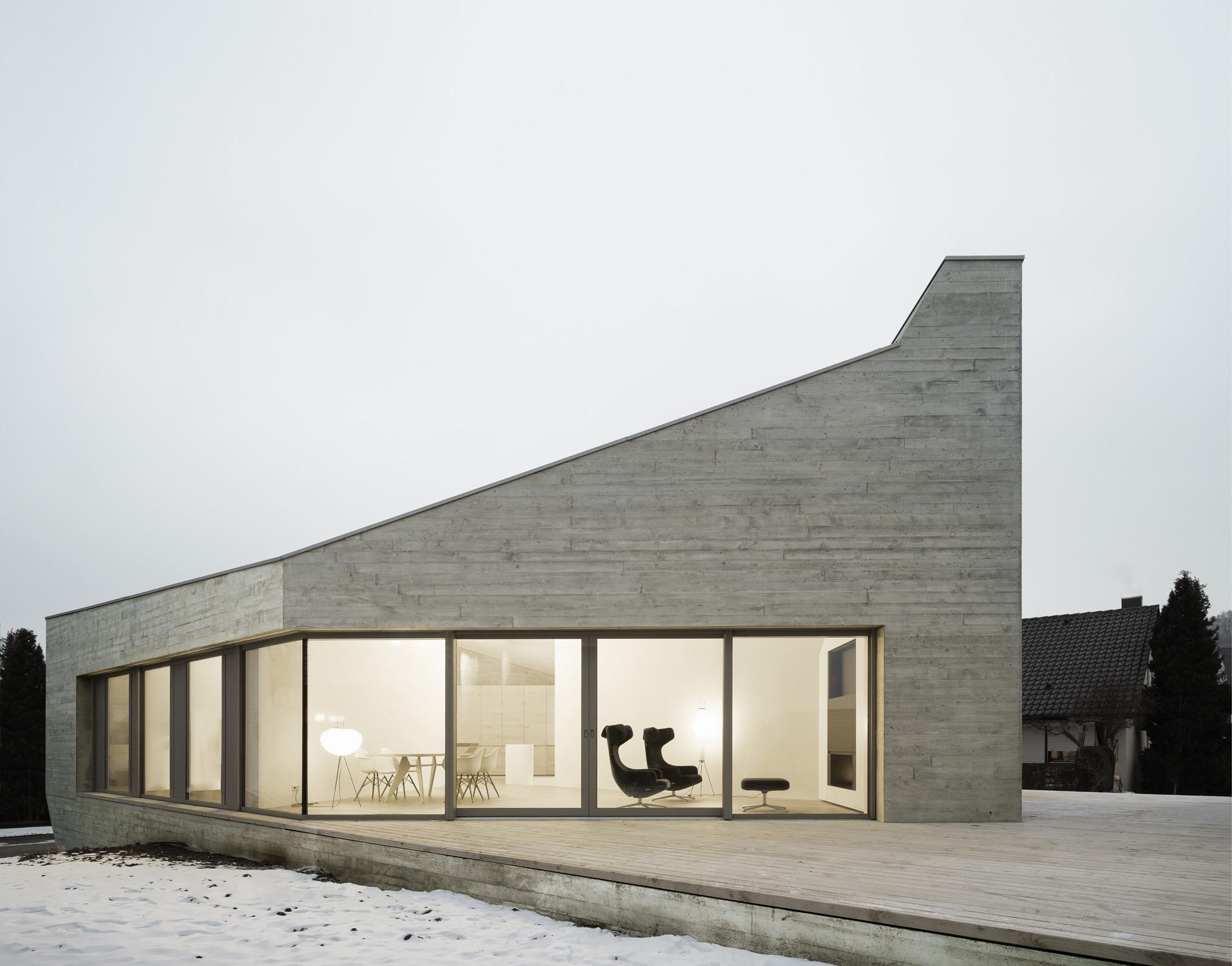 Wohnhaus E20 In Pliezhausen Dämmstoffe Wohnen Baunetzwissen