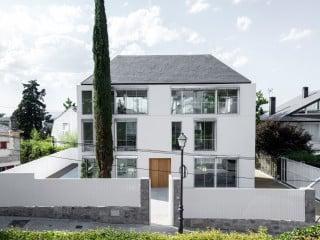 mehrfamilienhaus b35 in z rich geb udetechnik wohnen baunetz wissen. Black Bedroom Furniture Sets. Home Design Ideas