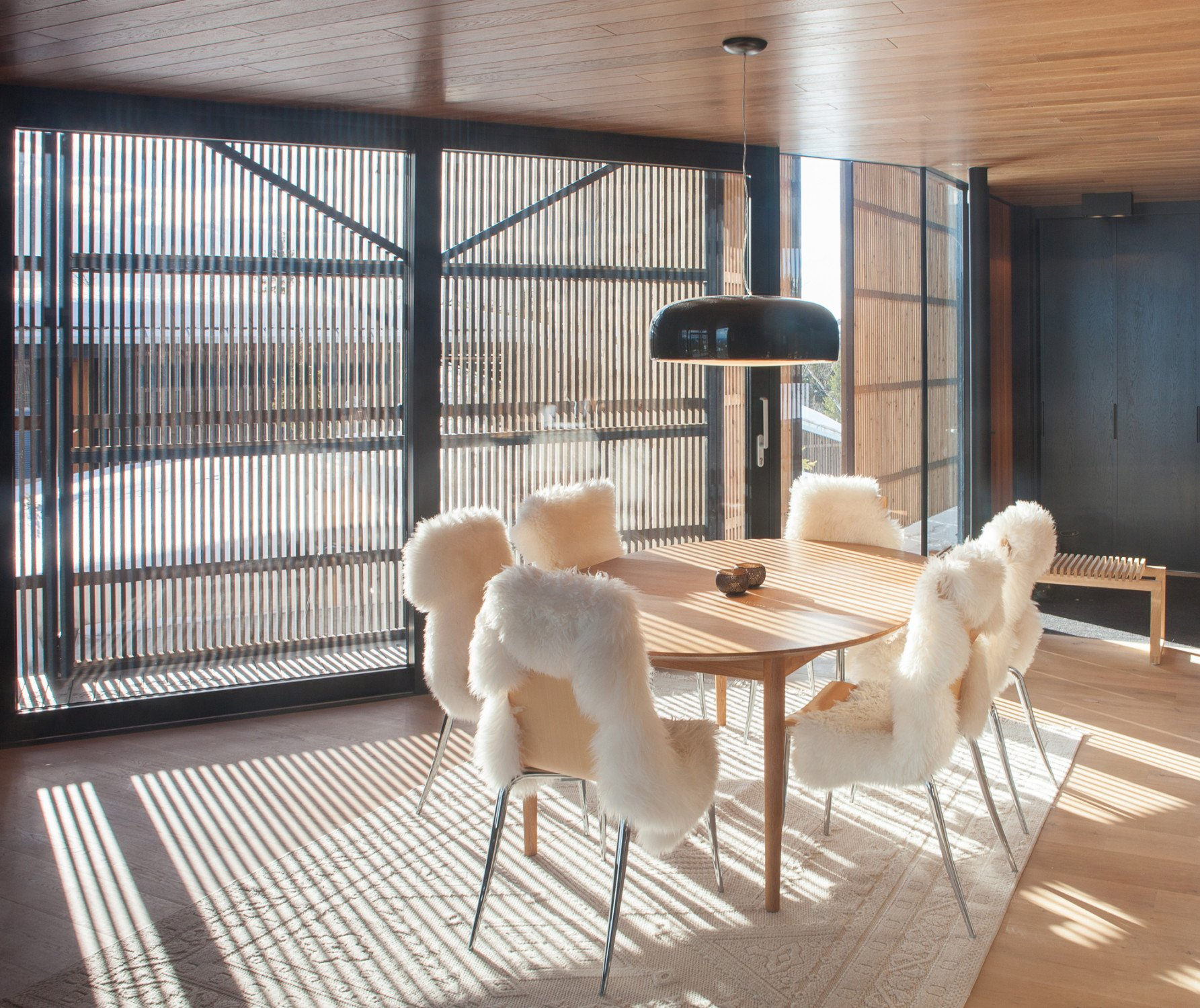 wochenendhaus in kvitfjell gesund bauen wohnen baunetz wissen. Black Bedroom Furniture Sets. Home Design Ideas
