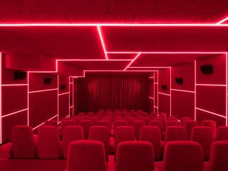 Das Delphi Lux erweitert die Kinolandschaft in Berlins City West mit sieben Sälen und insgesamt 600 Plätzen