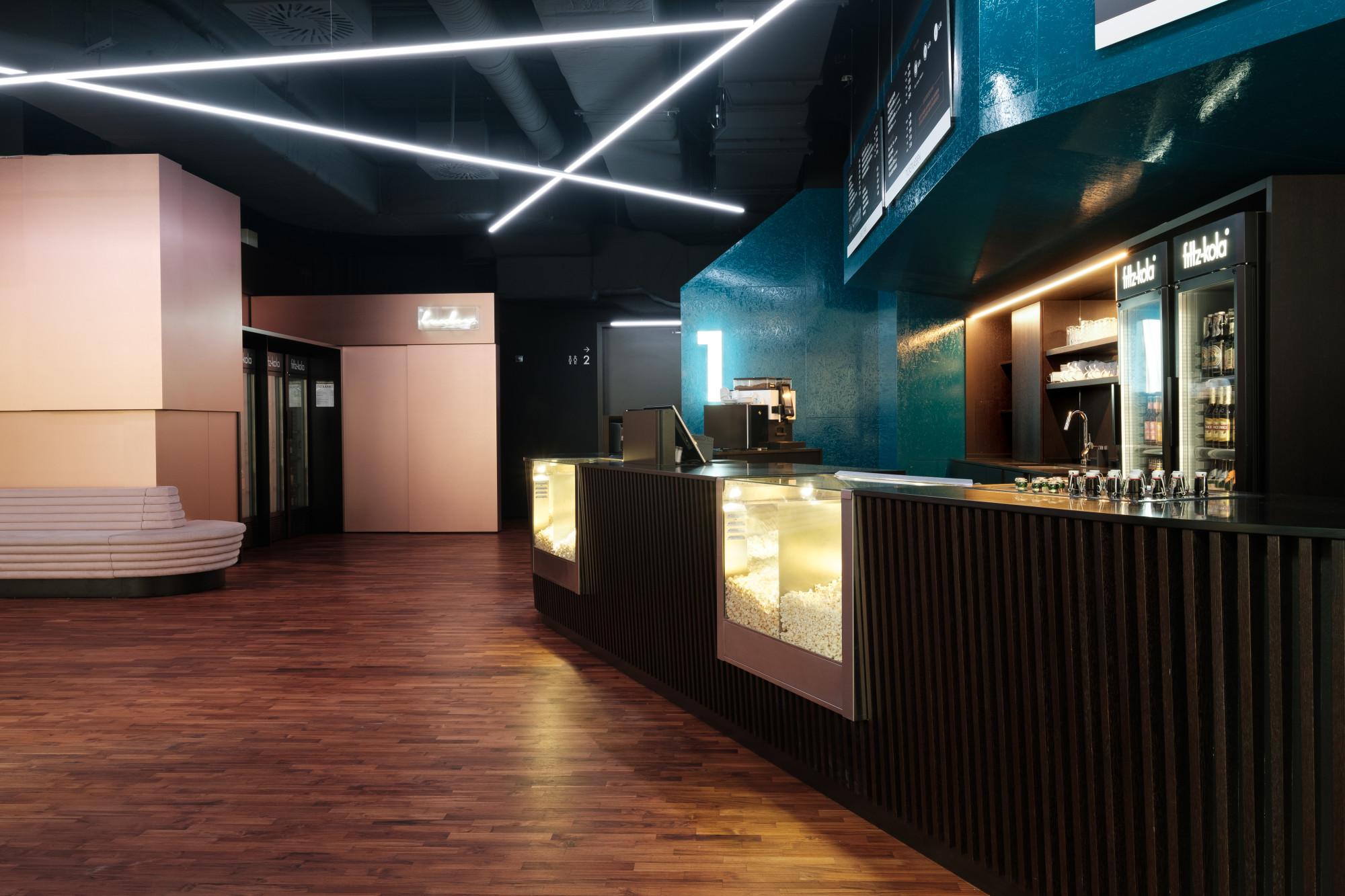 Kino Delphi Lux in Berlin | Akustik | Kultur | Baunetz_Wissen
