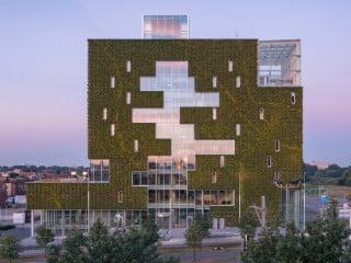 Fassade bürogebäude  Fassade | Büro/Verwaltung | Baunetz_Wissen