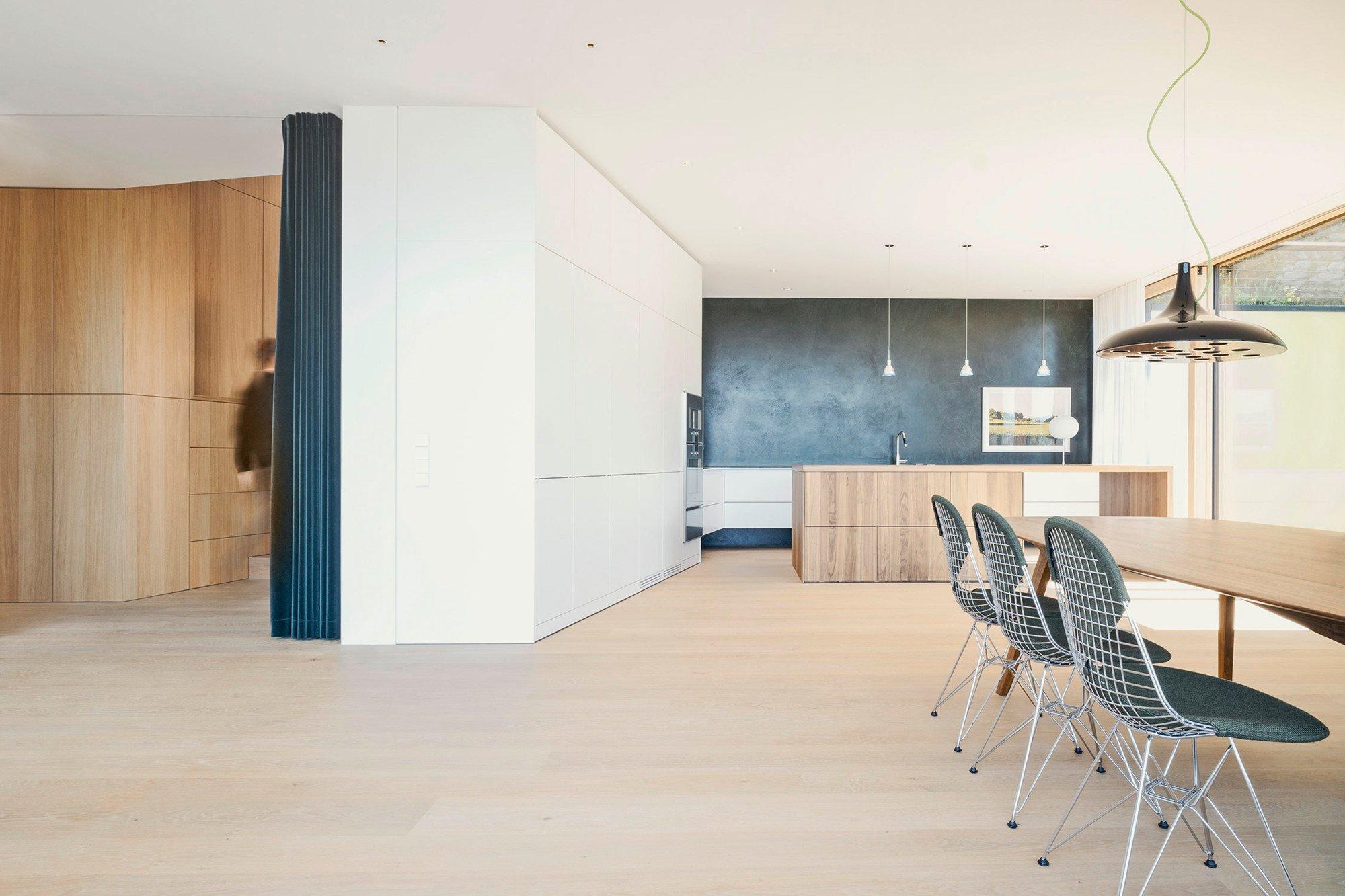 Haus B. in Stuttgart | Heizung | Wohnen | Baunetz_Wissen