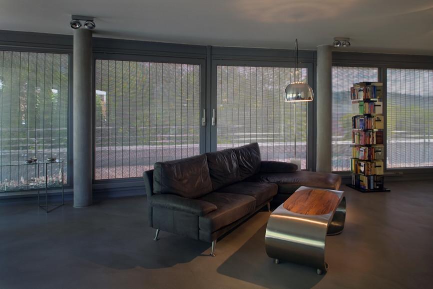 Absturzsicherung Und Sonnenschutz Vereint Fassade News