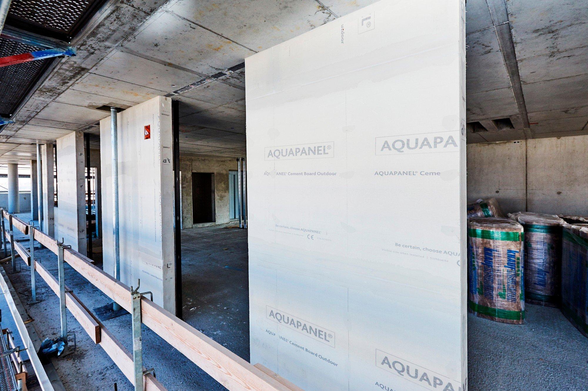Zementbauplatte für außenwände fassade news produkte