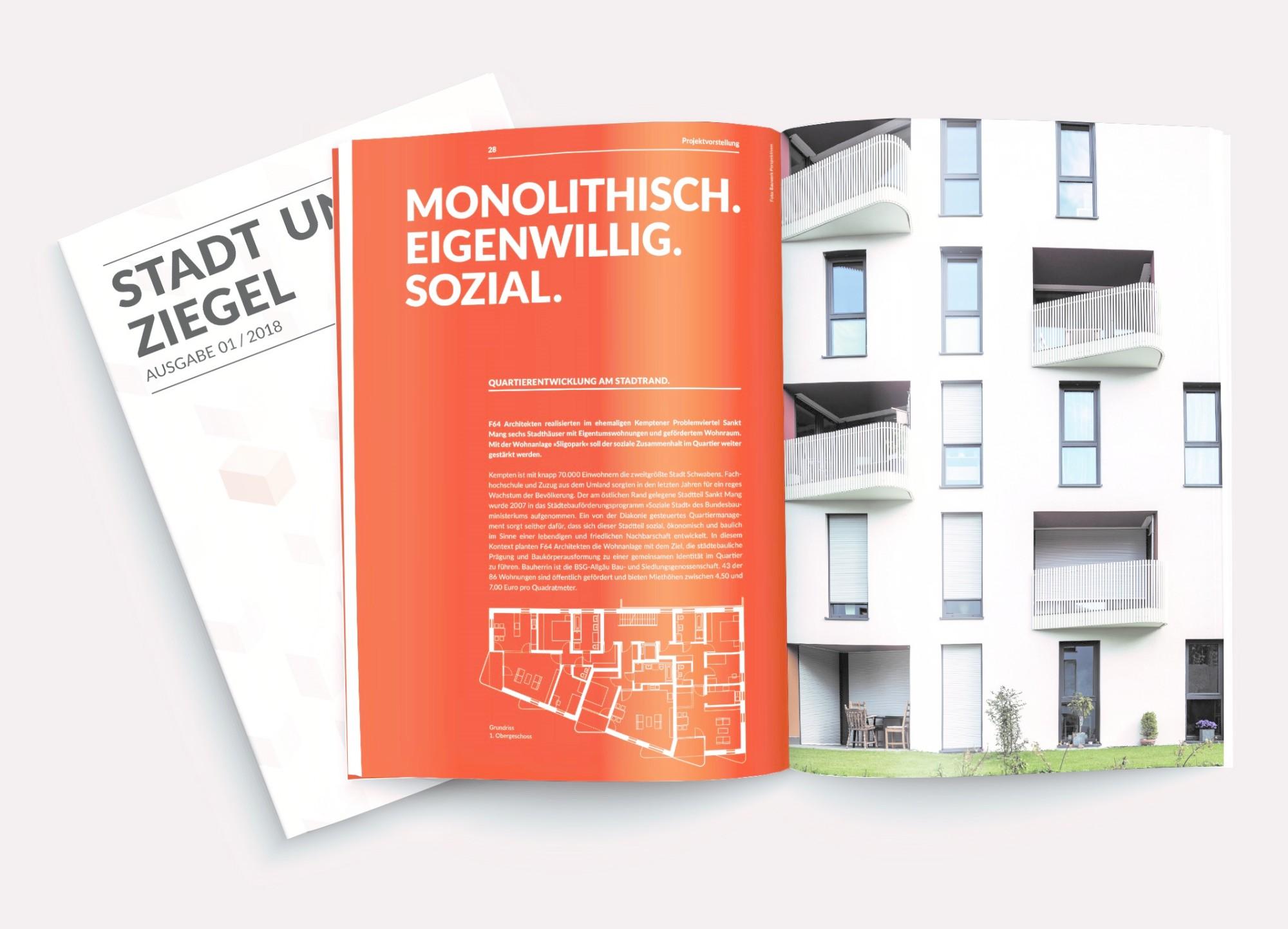 Stadt und Ziegel   Mauerwerk   Publikationen   Baunetz_Wissen