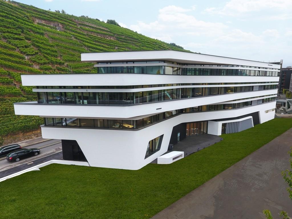 Verwaltungsgebäude Südwestmetall In Esslingen