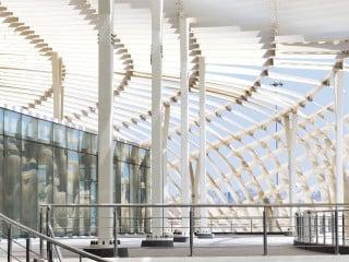 Mit der Neukonzeption durch das norwegische Architekturbüro Snøhetta soll das Areal des Fischmarktes dem Handel angepasst und für Touristen attraktiver werden