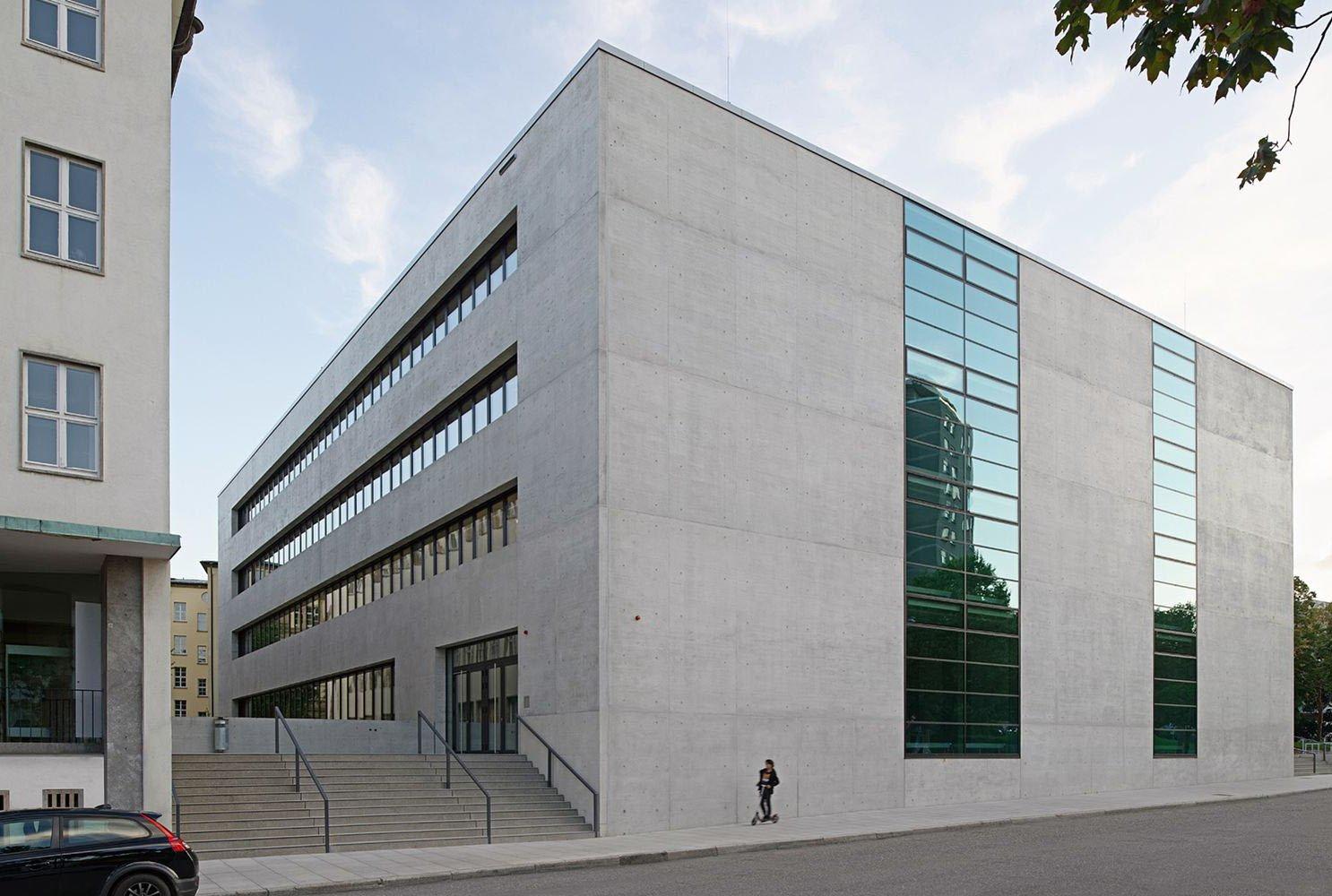 Neue architekturfakult t der hft stuttgart licht for Neue architektur stuttgart