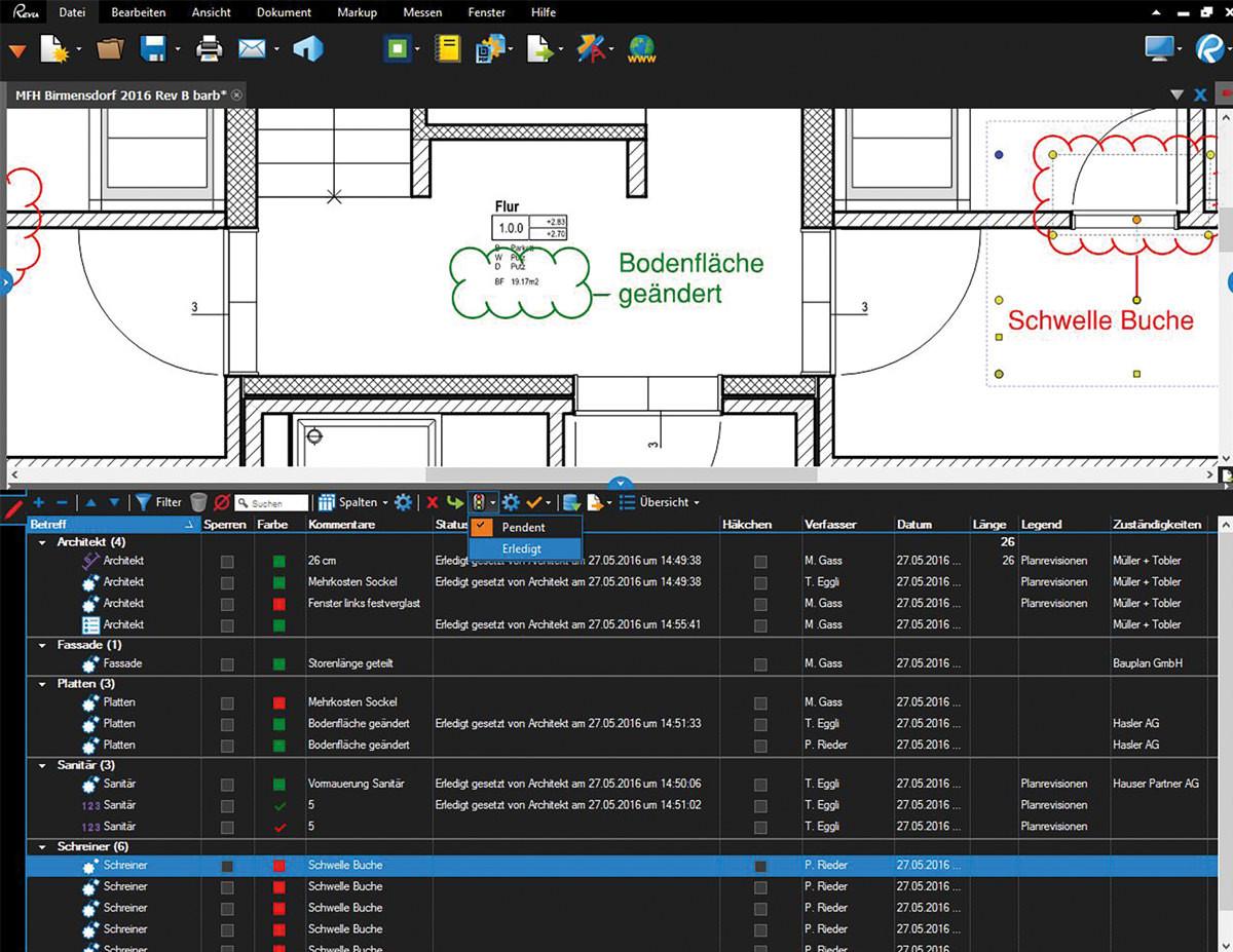 Austausch digitaler Zeichnungen und Modelle   BIM   News/Produkte