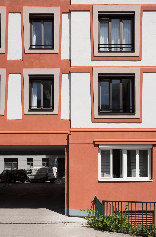 Extrem Bürogebäude der AWO in München | Dämmstoffe | Büro/Verwaltung JP71