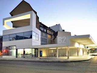 Mit der Neugestaltung des Zentralomnibusbahnhof in Eisenach entstand ein regionaler Verkehrsknotenpunkt in der Lutherstadt