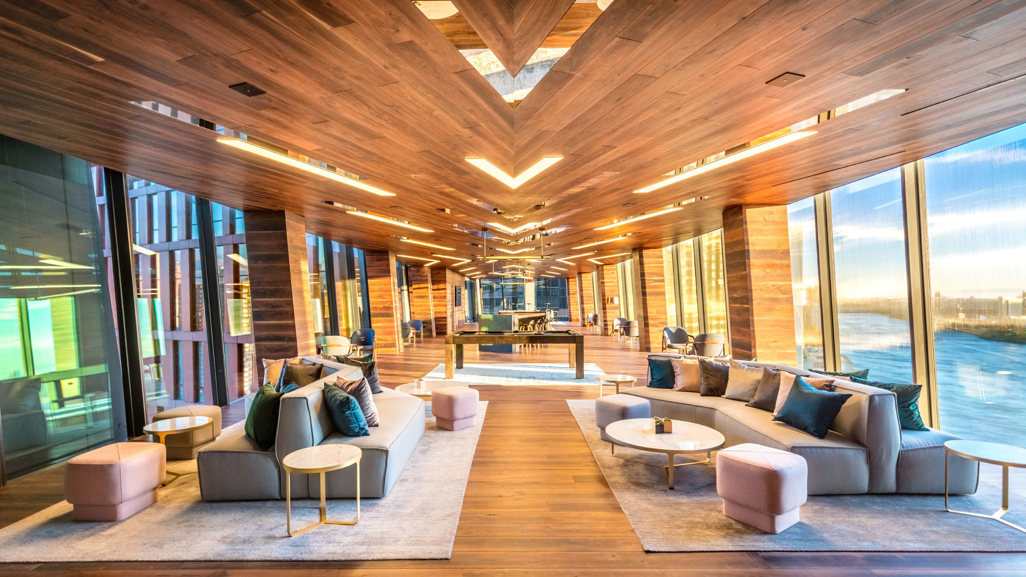 american copper buildings in new york glas wohnen baunetz wissen. Black Bedroom Furniture Sets. Home Design Ideas