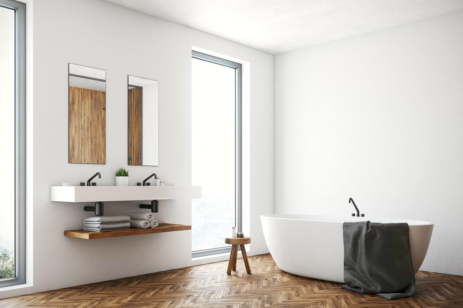 Antibakterielle wand und deckenfarbe gesund bauen news produkte baunetz wissen - Badezimmer deckenfarbe ...