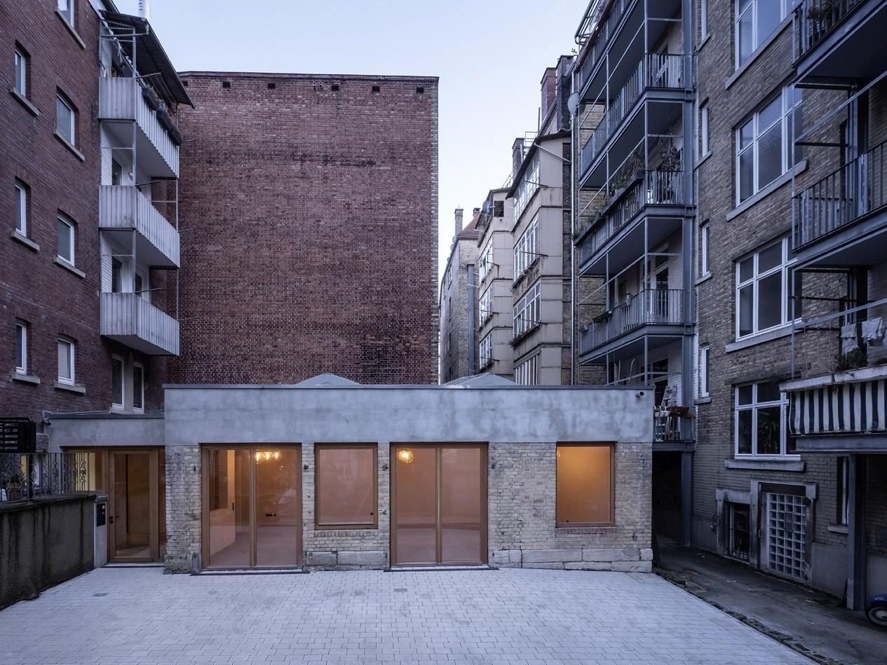 Sanierung Schlosserhof In Stuttgart Gesund Bauen Wohnen