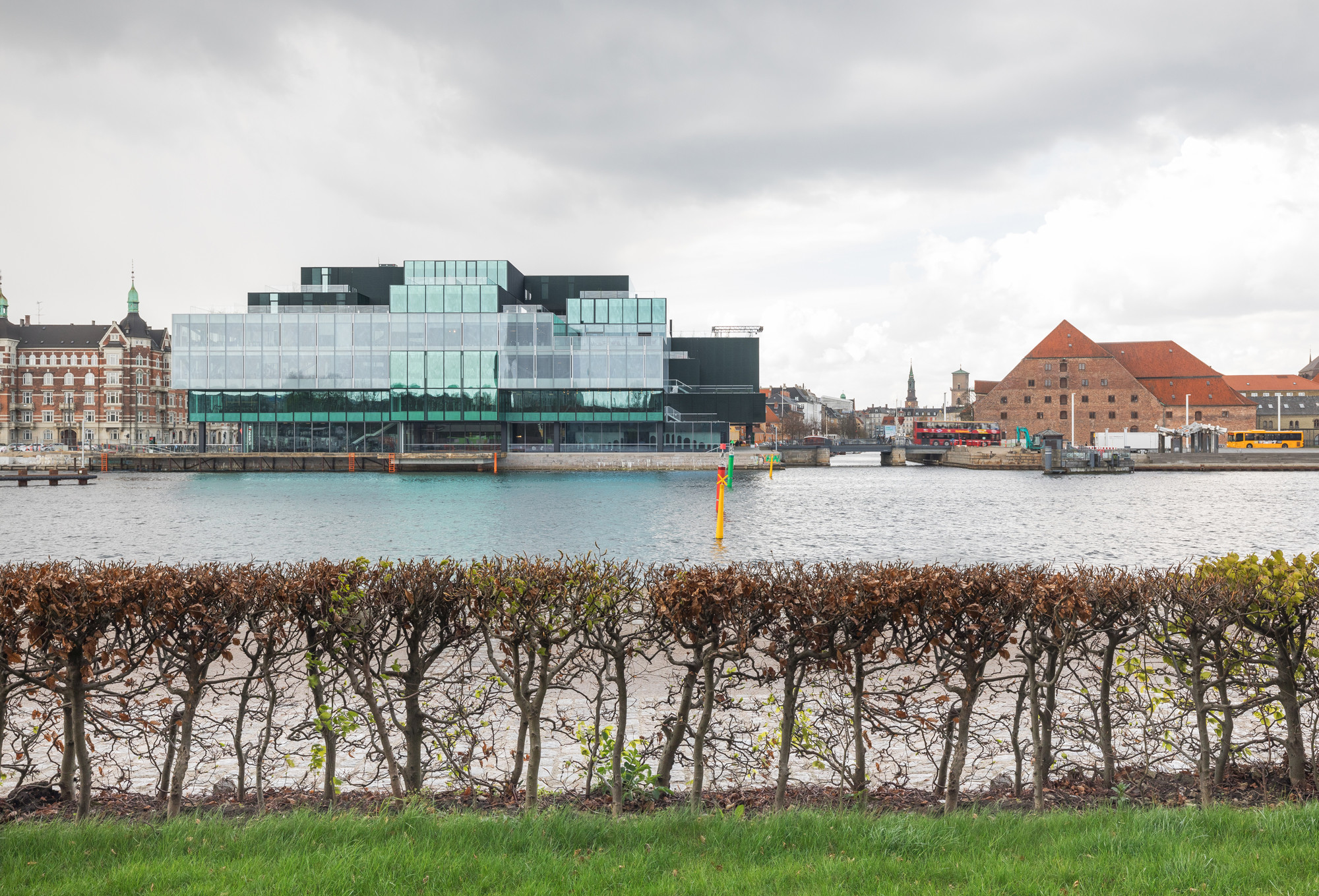 Blox In Kopenhagen Glas Sonderbauten Baunetzwissen