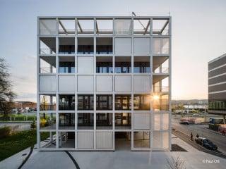 Sonnenschutz Buro Verwaltung Baunetz Wissen