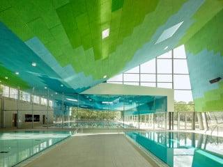 Auf mehr als 18.000 m² können Besucher der Wasserwelt Langenhagen das umfangreiche Bade- und Wellness-Angebot nutzen.